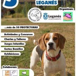 3º FESTIVAL DE LA ADOPCIÓN Y LA EDUCACIÓN ANIMAL EN LEGANÉS