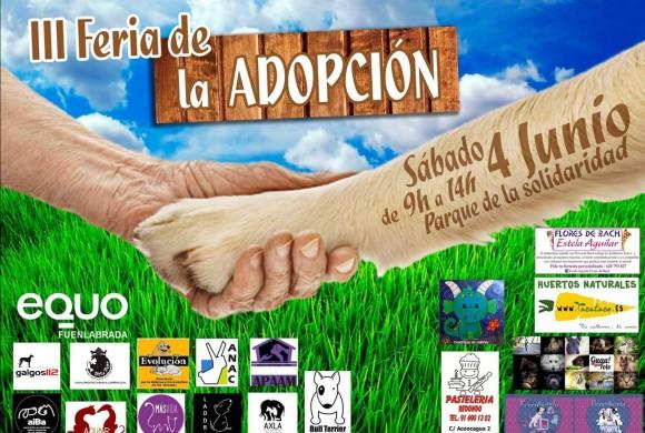 III FERIA DE LA ADOPCIÓN EN FUENLABRADA