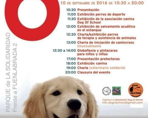 6º FESTIVAL CANINO Y DE LA ADOPCIÓN