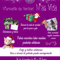 Mercadillo de Navidad 16 de diciembre en Madrid, ¡no te lo puedes perder!